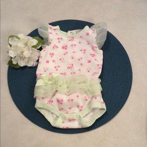 Baby gear onesie. Size 3-6M